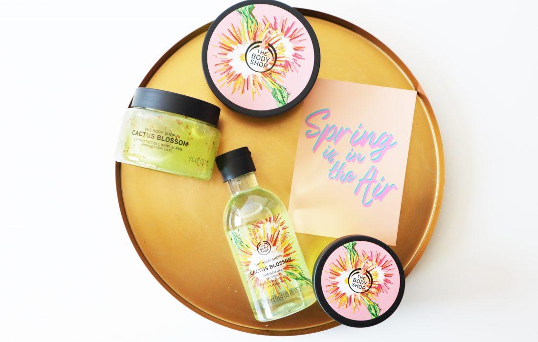 xThe Body Shop Cactus Blossom