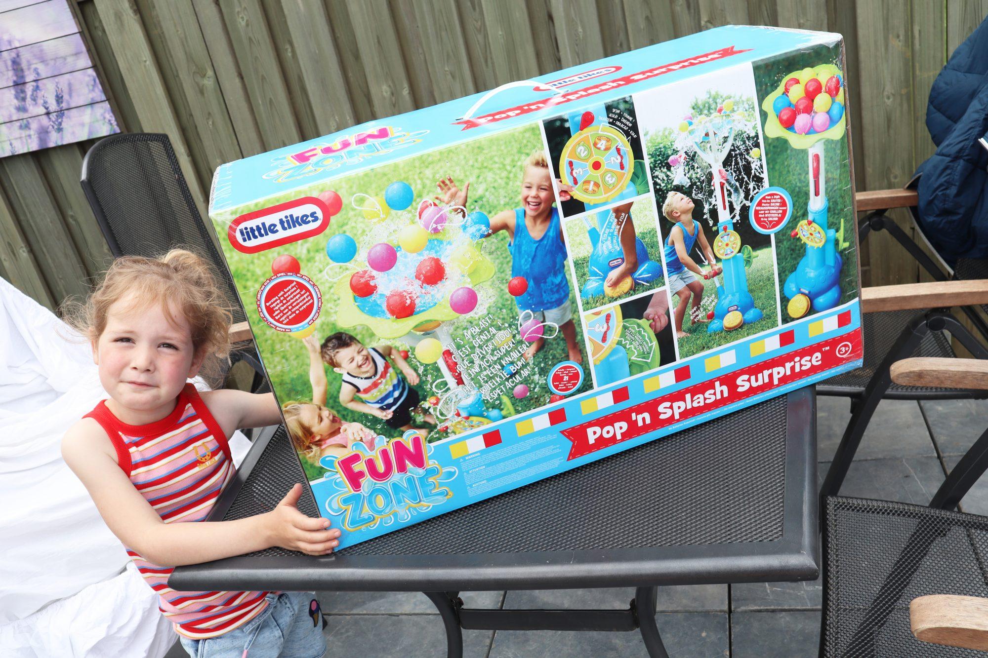 Little Tikes Fun Zone Pop 'n Splash Surprise