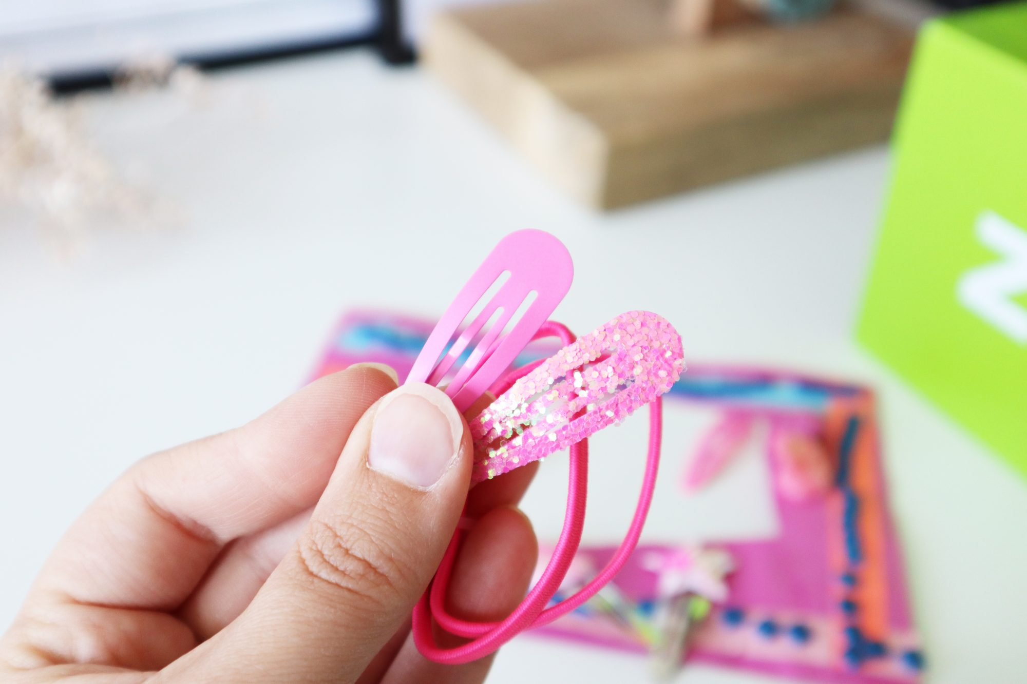 Zenner Pink & Treats