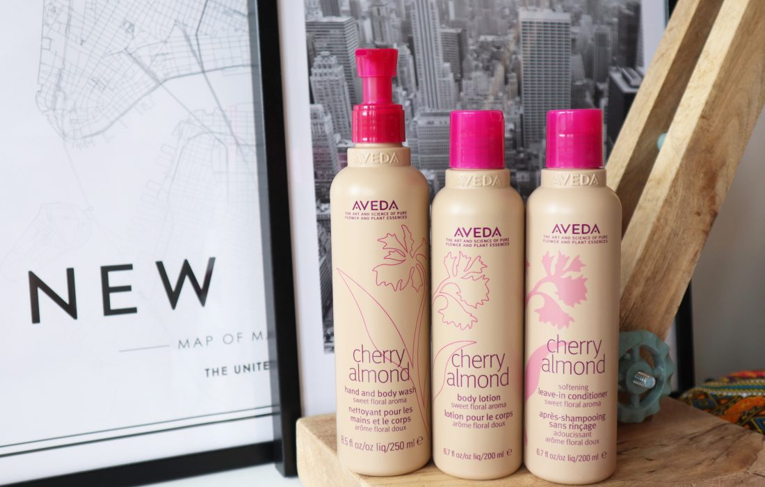 Aveda Cherry Almond Body Care
