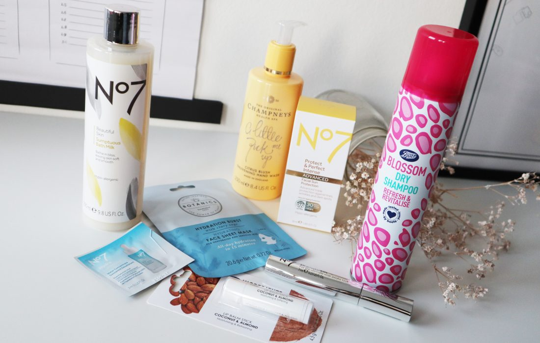 Boots BFF Box Summer Vibes