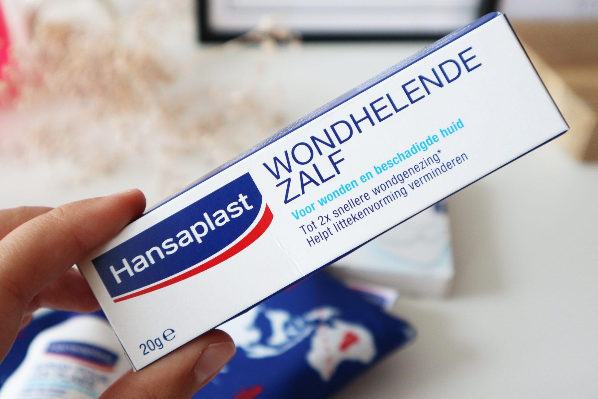 Hansaplast wondverzorging