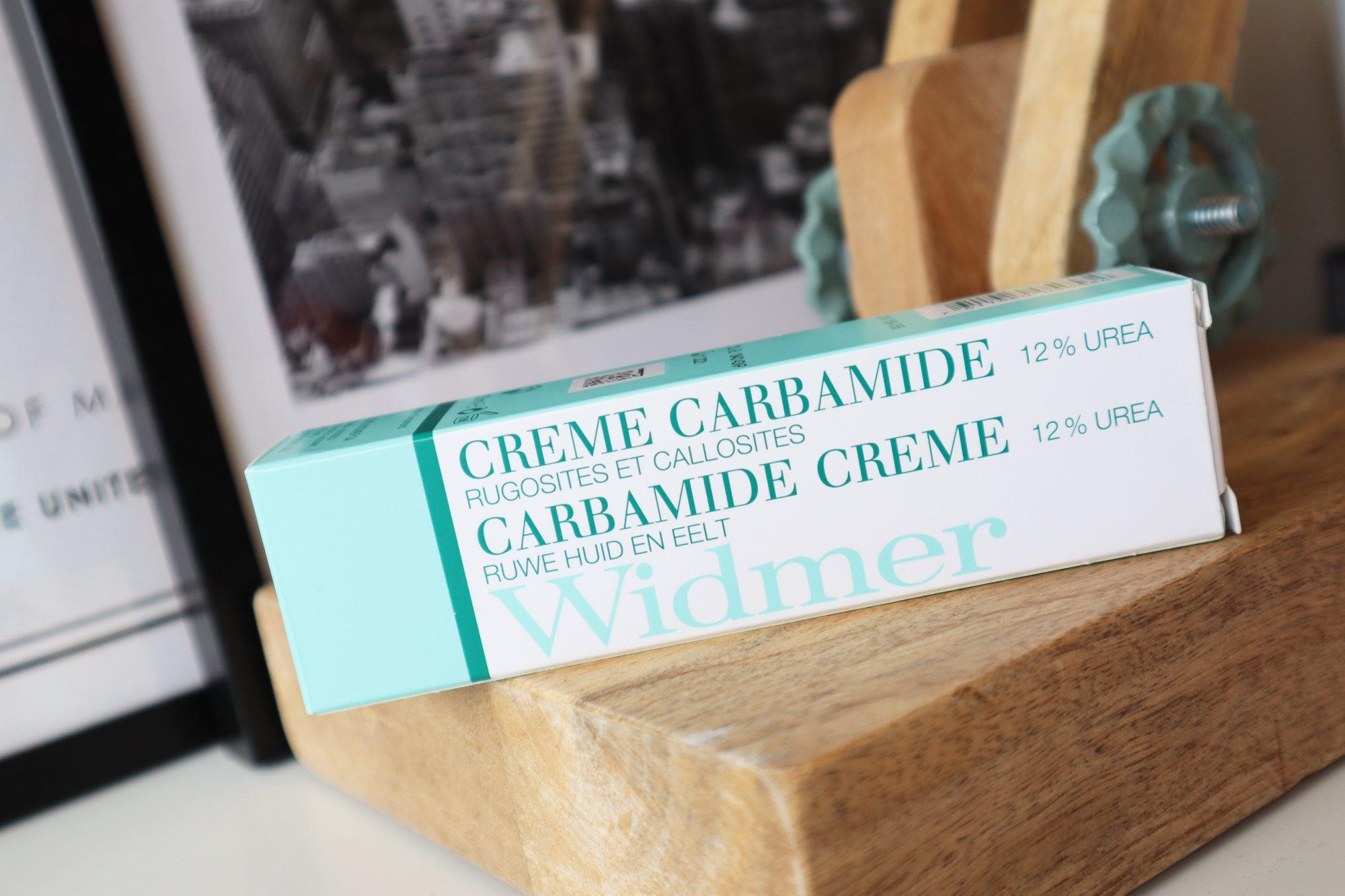 Louis Widmer Carbamide Creme