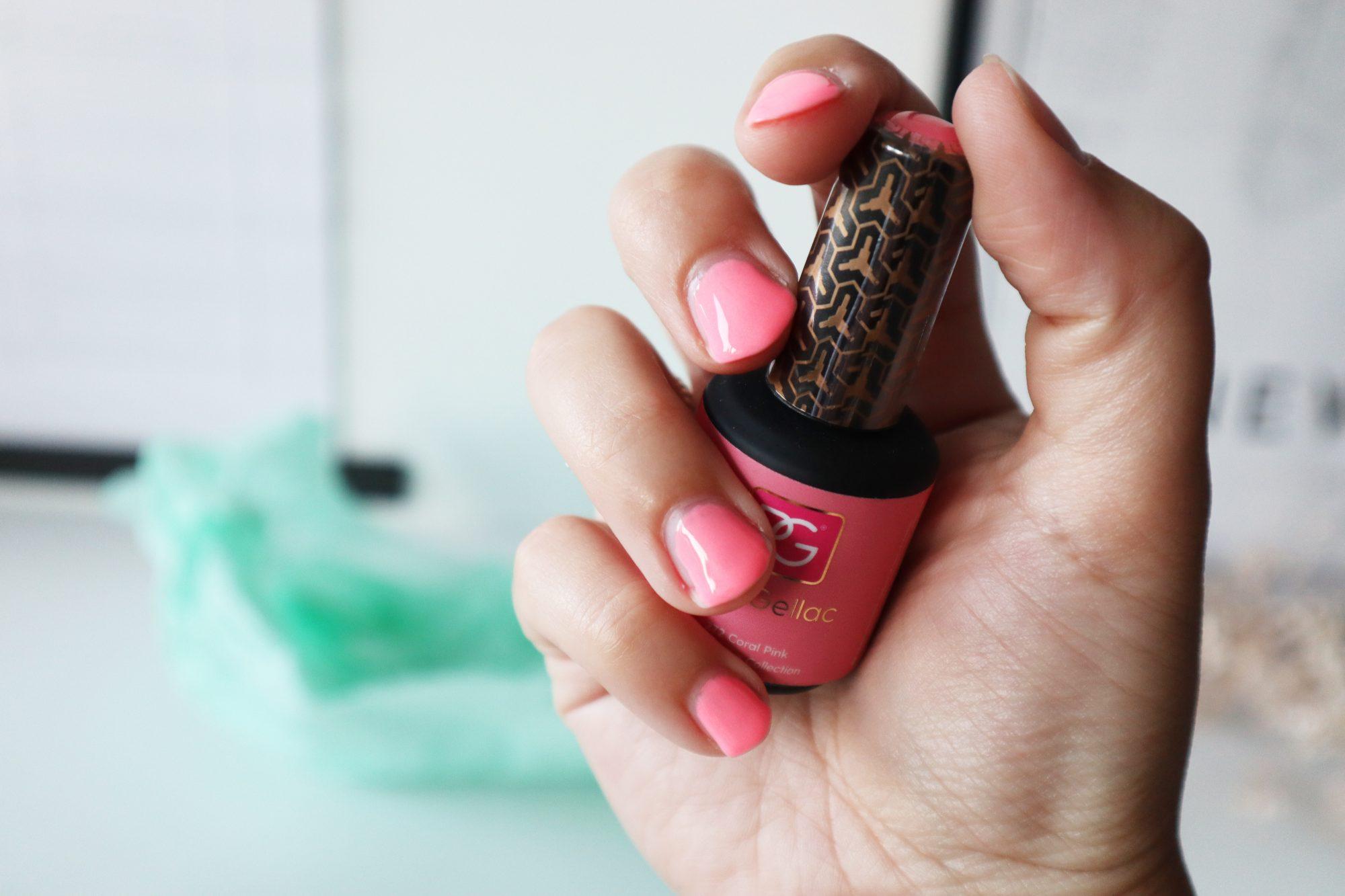 Pink Gellac Miami Vibe