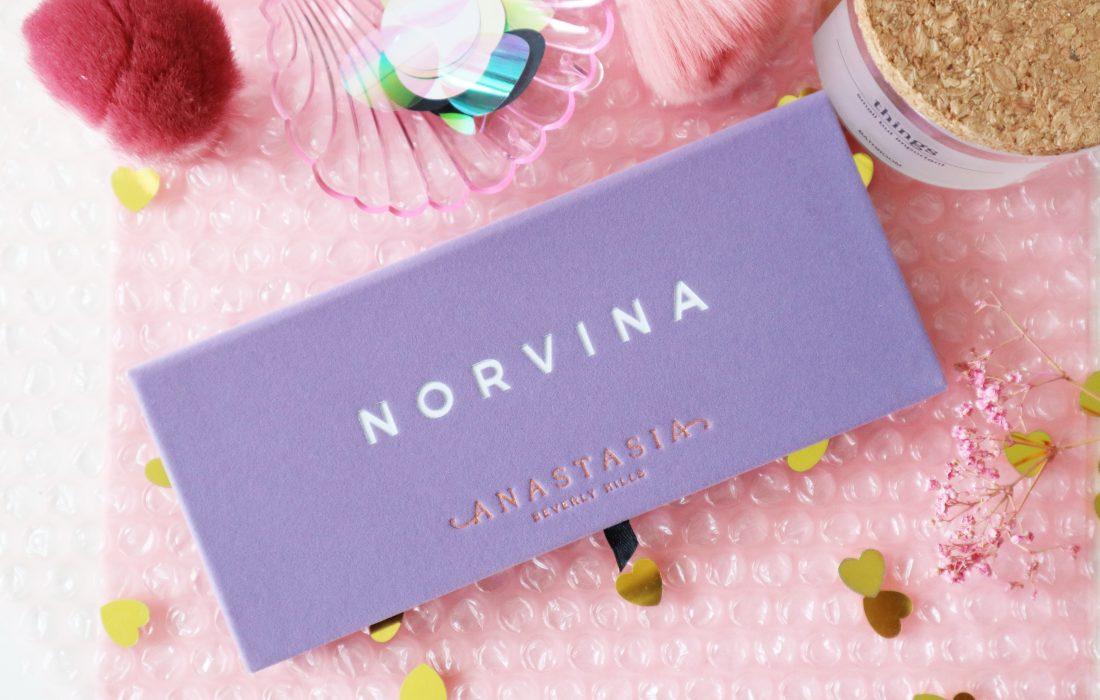 Anastacia Beverly Hills Norvina palette