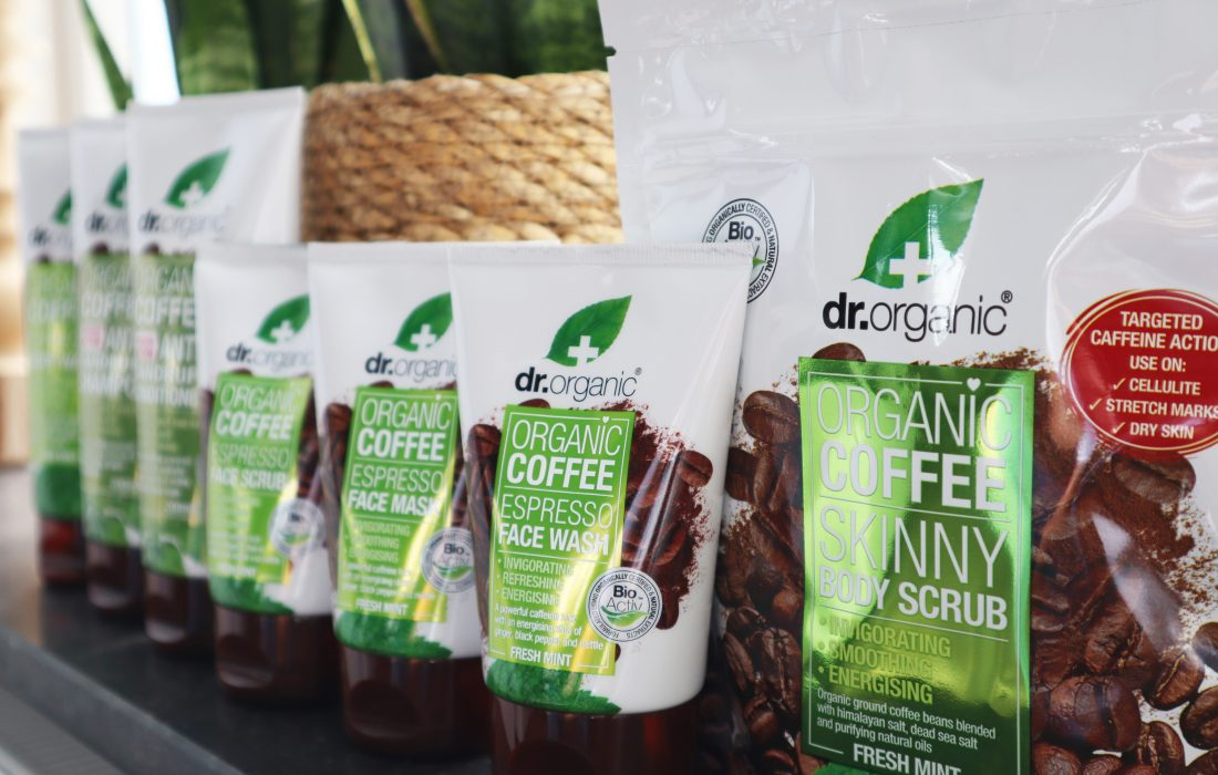 Dr. Organic Coffee Fresh Mint