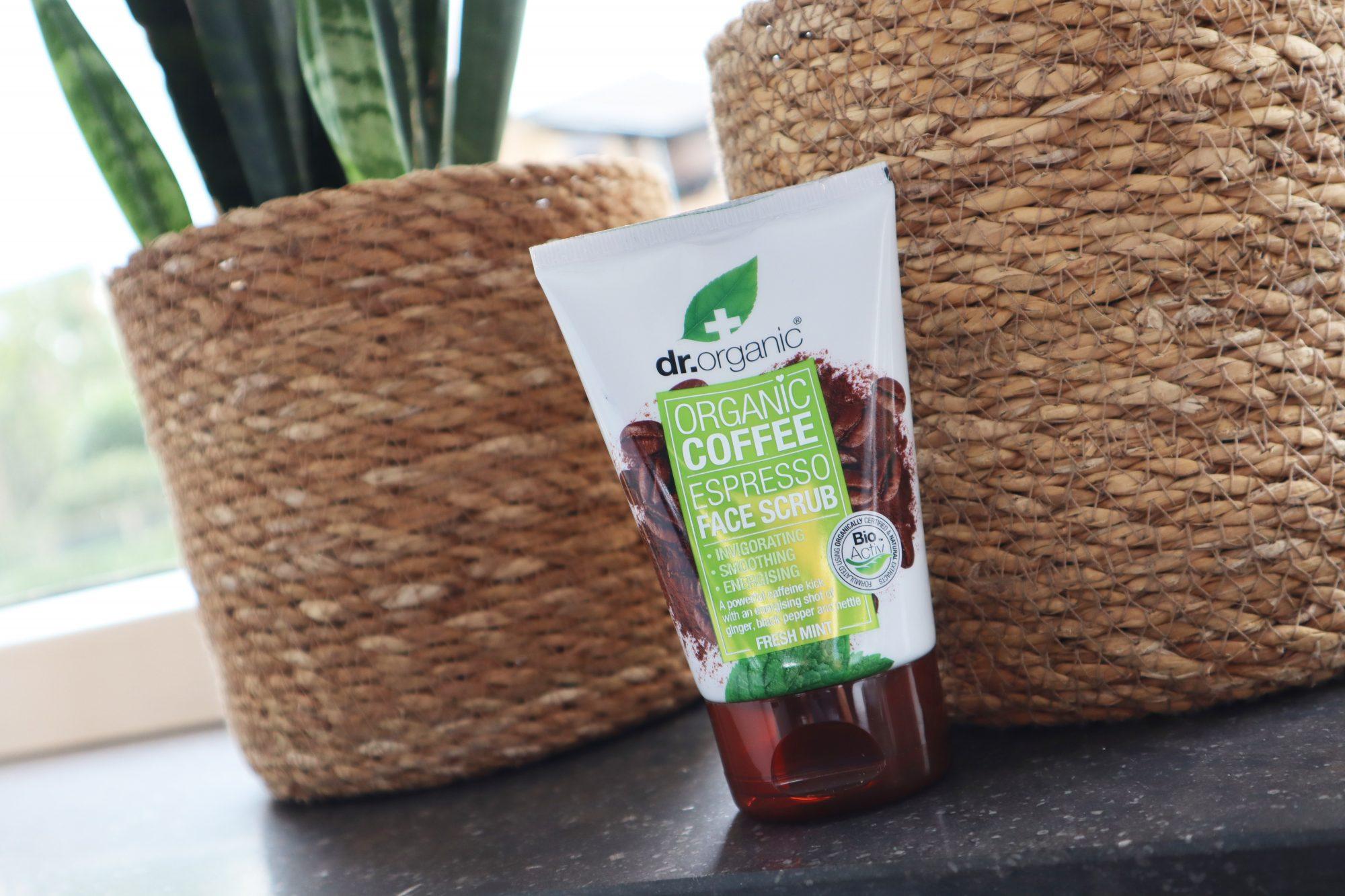 Dr. Organic Coffee Fresh Mint