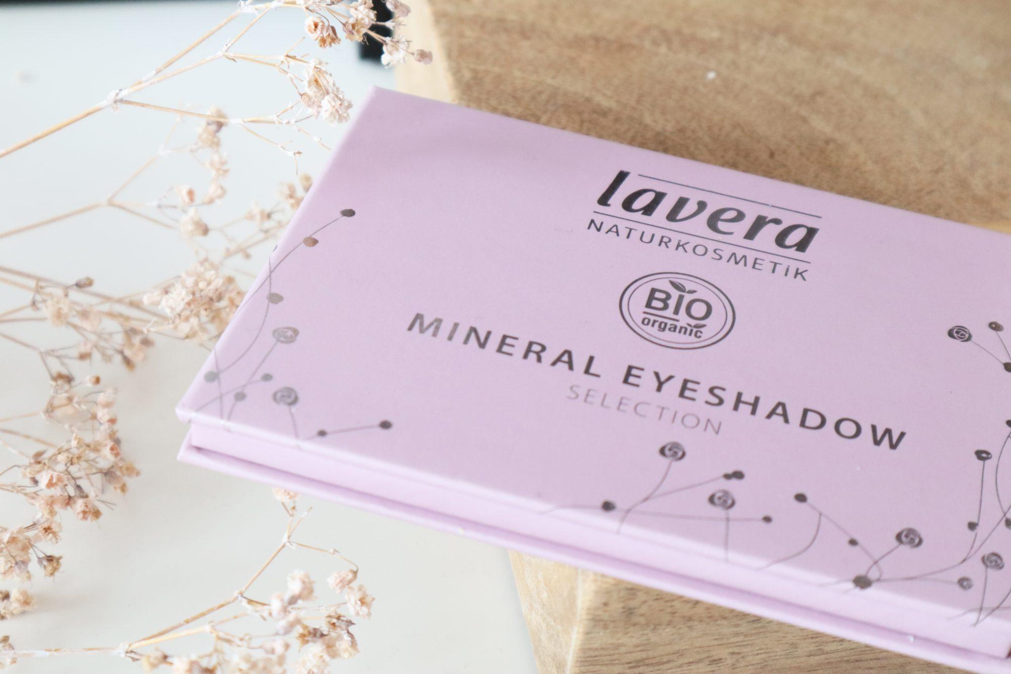 Lavera Mineral Eyeshadow Natural Pastel Edition