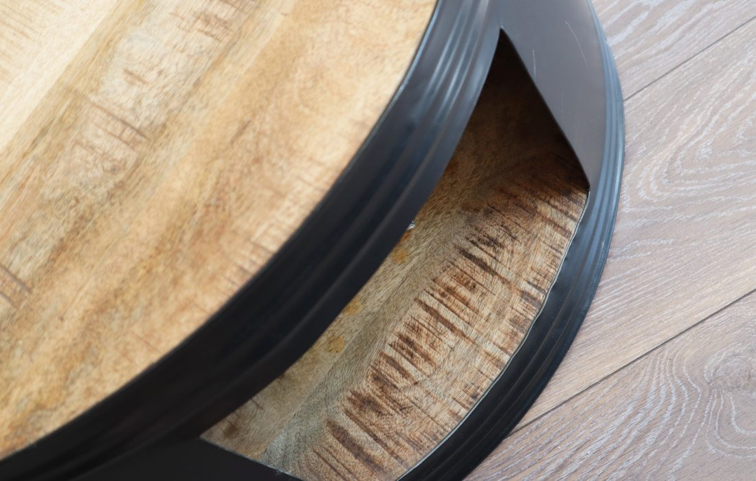 Salontafel Barrel