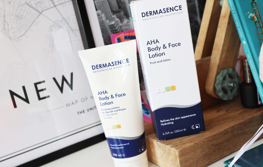 Dermasence AHA Body & Face Lotion