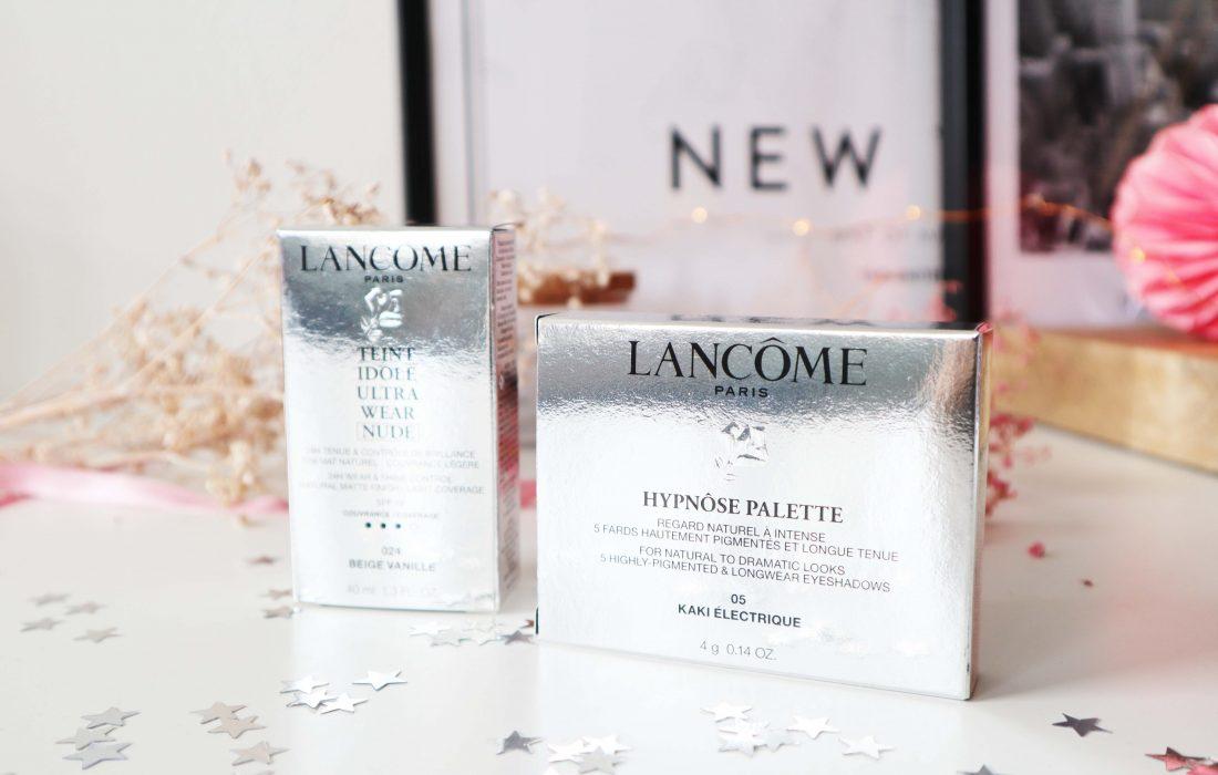 Lancôme Teint Idole Ultra Wear & Hypnôse palette