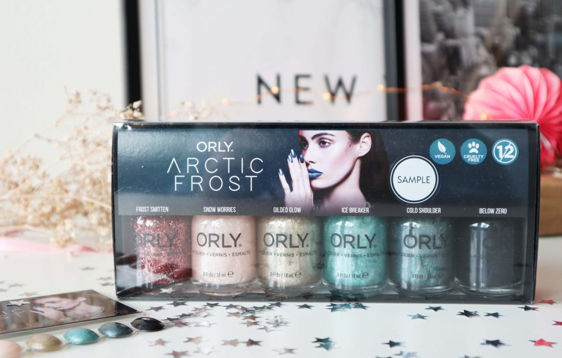 ORLY Arctic Frost Holiday Collection