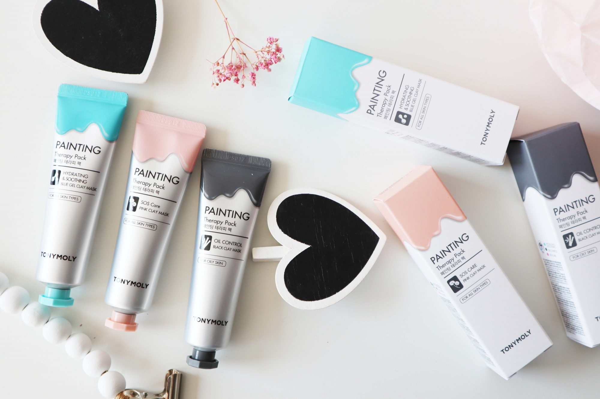 Tonymoly Painting Therapy maskers