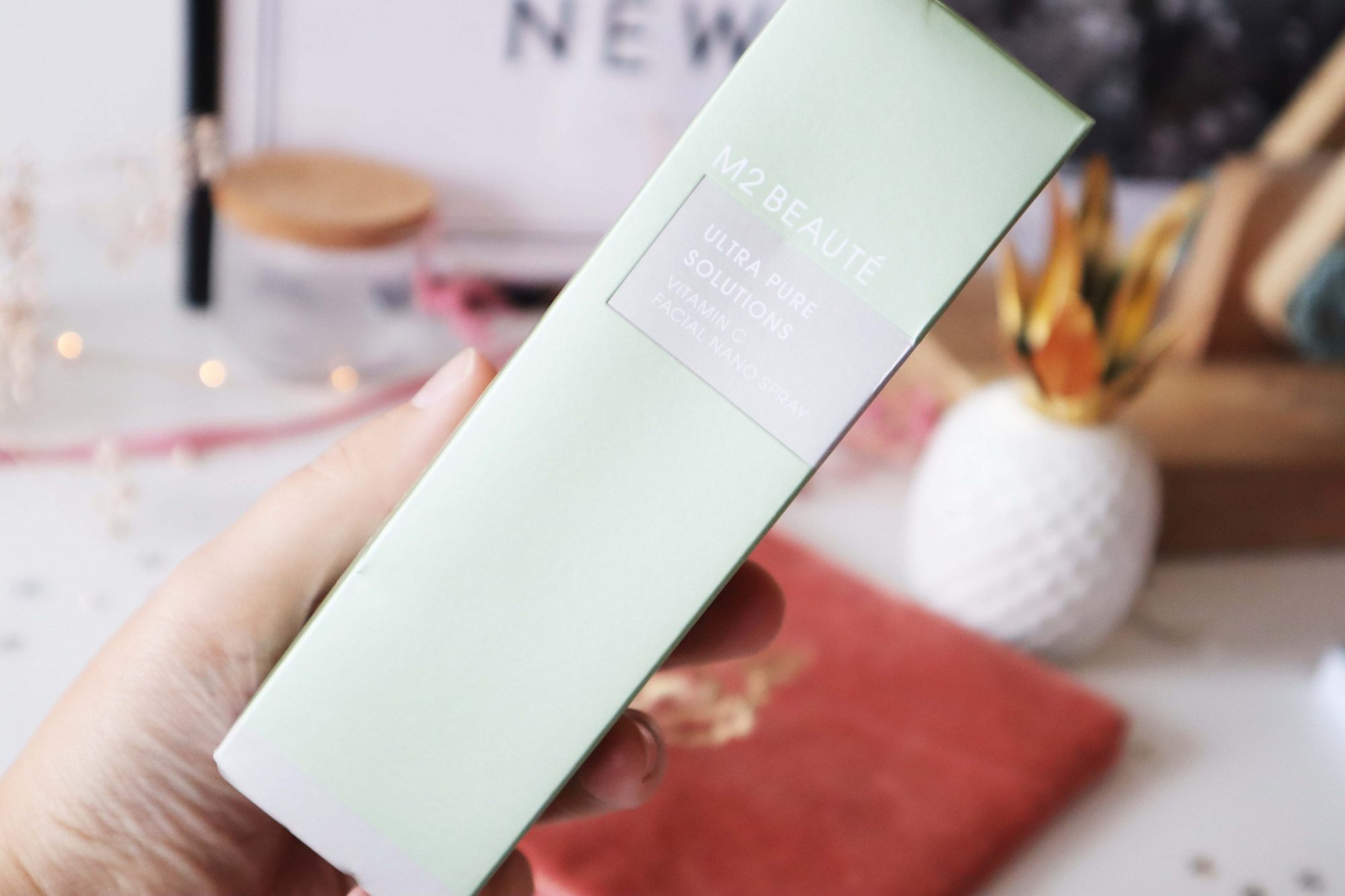 M2 Beauté Vitamine C Facial Nano Spray