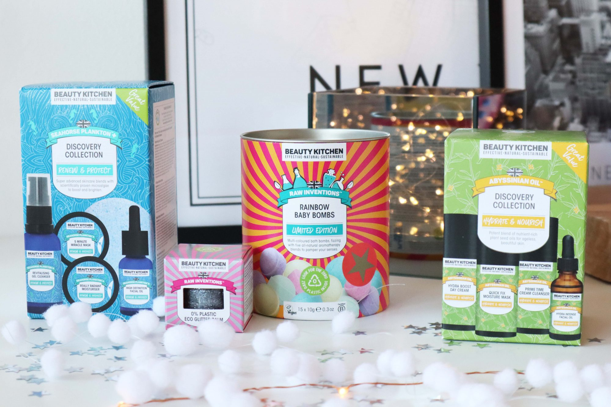 Beauty Kitchen Giftsets
