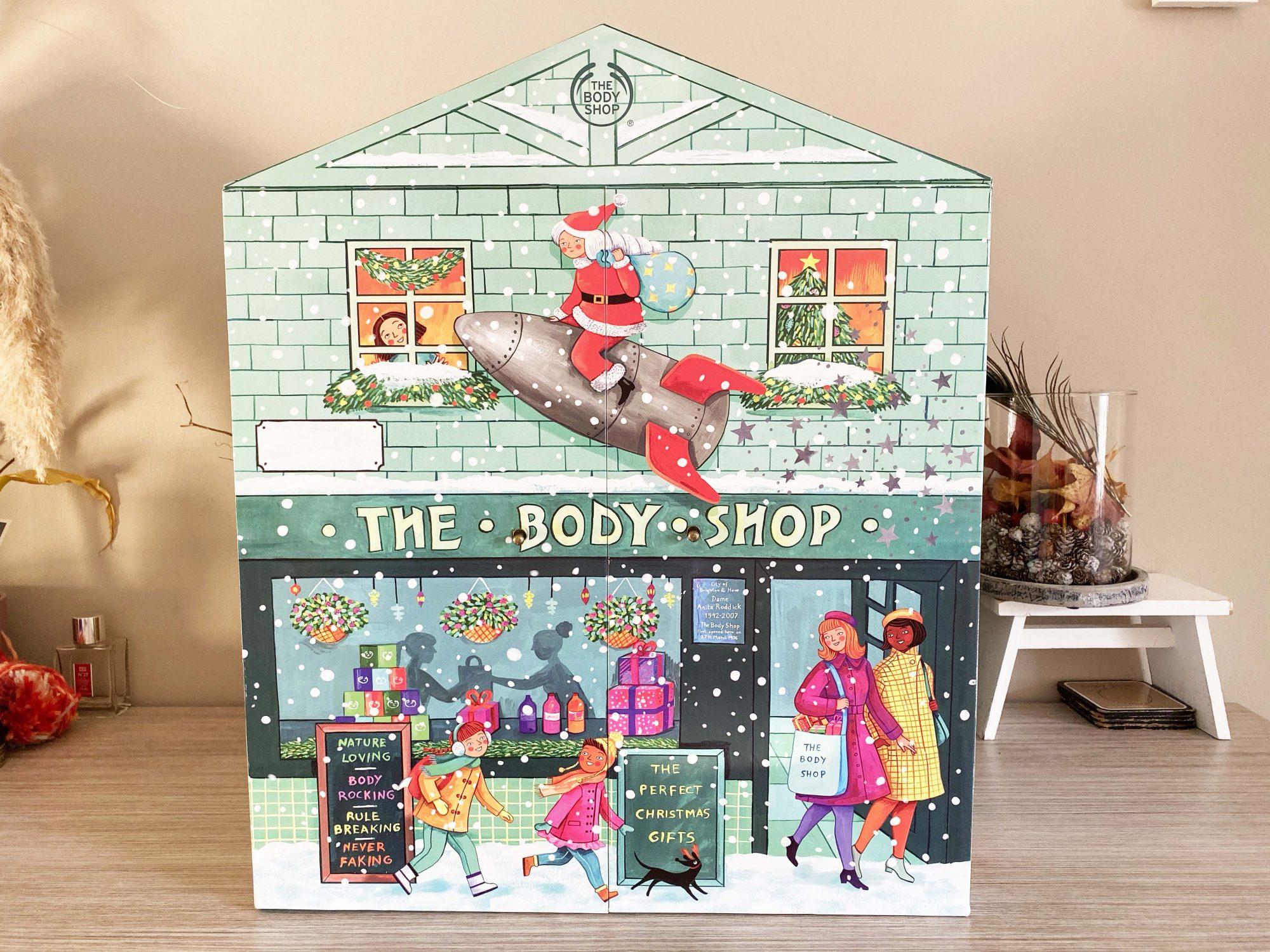 The Body Shop kerstcadeaus