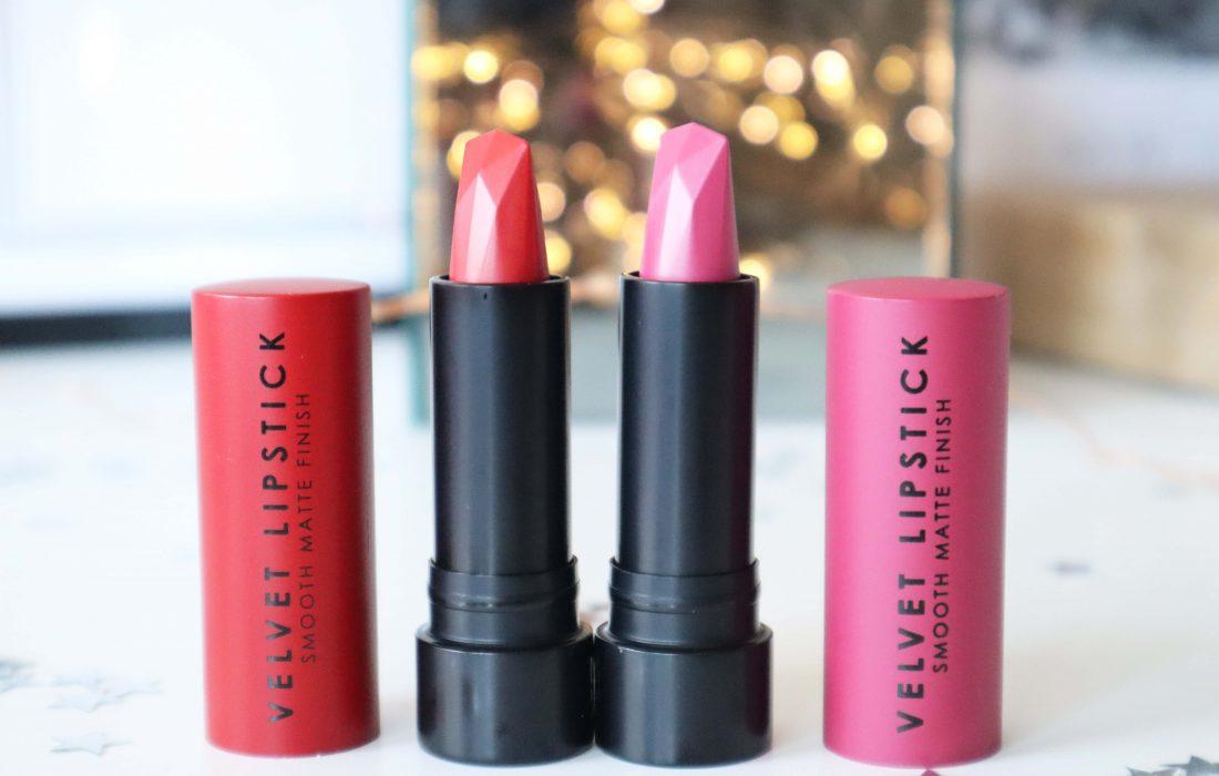 vernieuwde MUA lipsticks