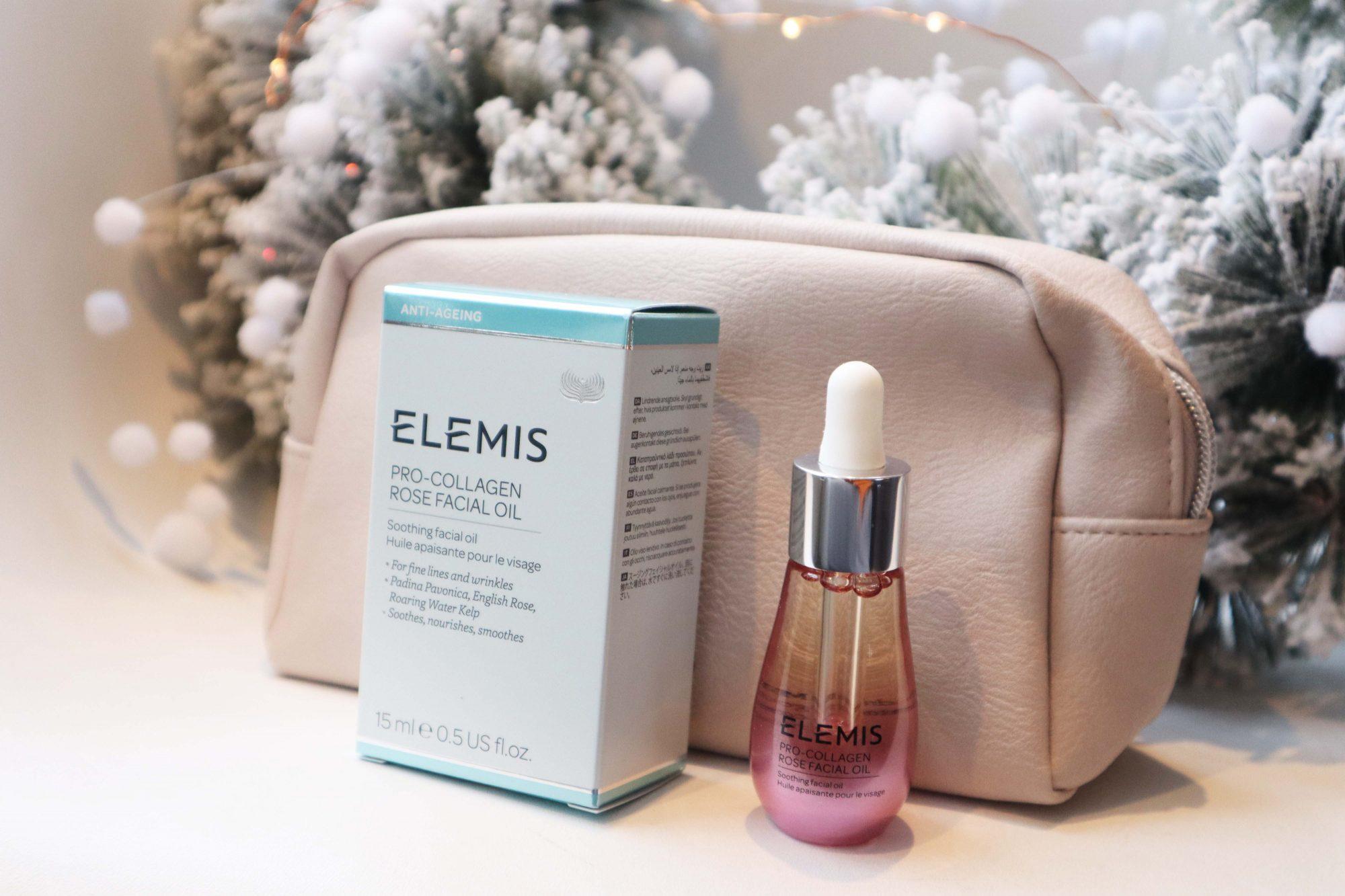 Elemis Pro-Collagen Rose Facial Oil