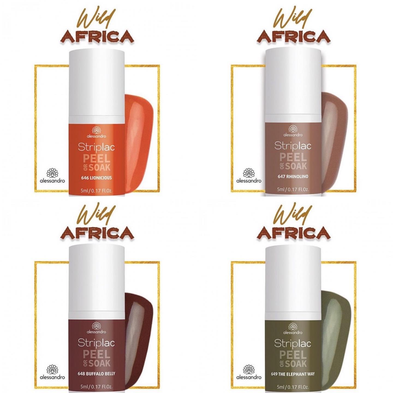 Striplac wild afrika