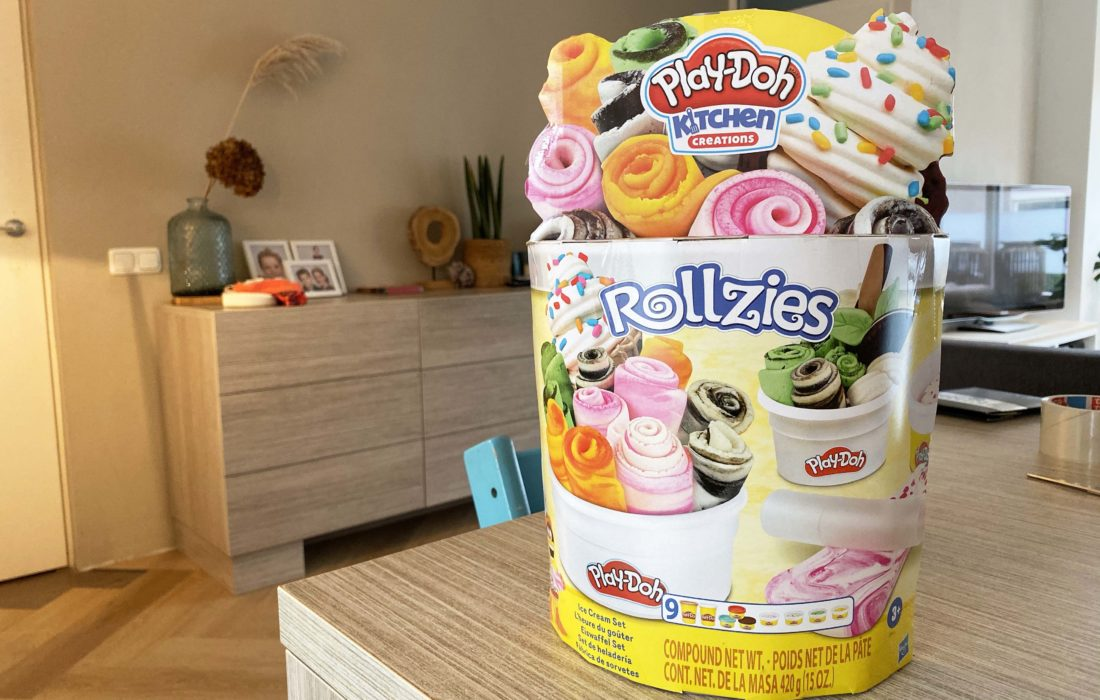Play-Doh Kitchen Creations Rollzies
