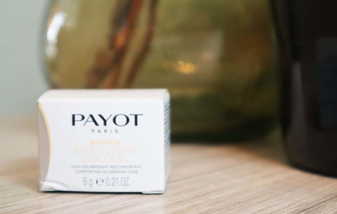 Payot Nutricia lipbalm