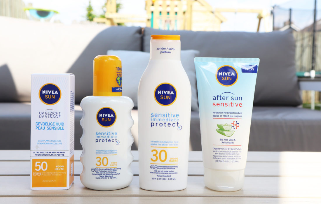 Nivea Sun Sensitive