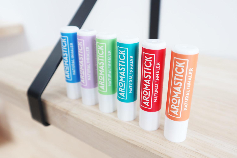 AromaStick inhalers