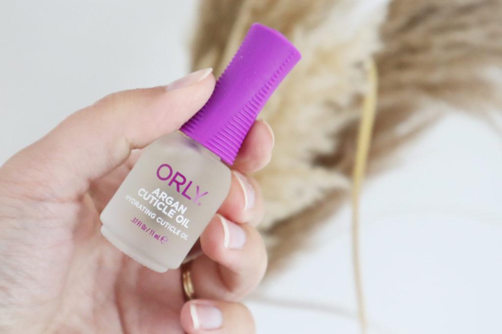 ORLY nagelverzorging