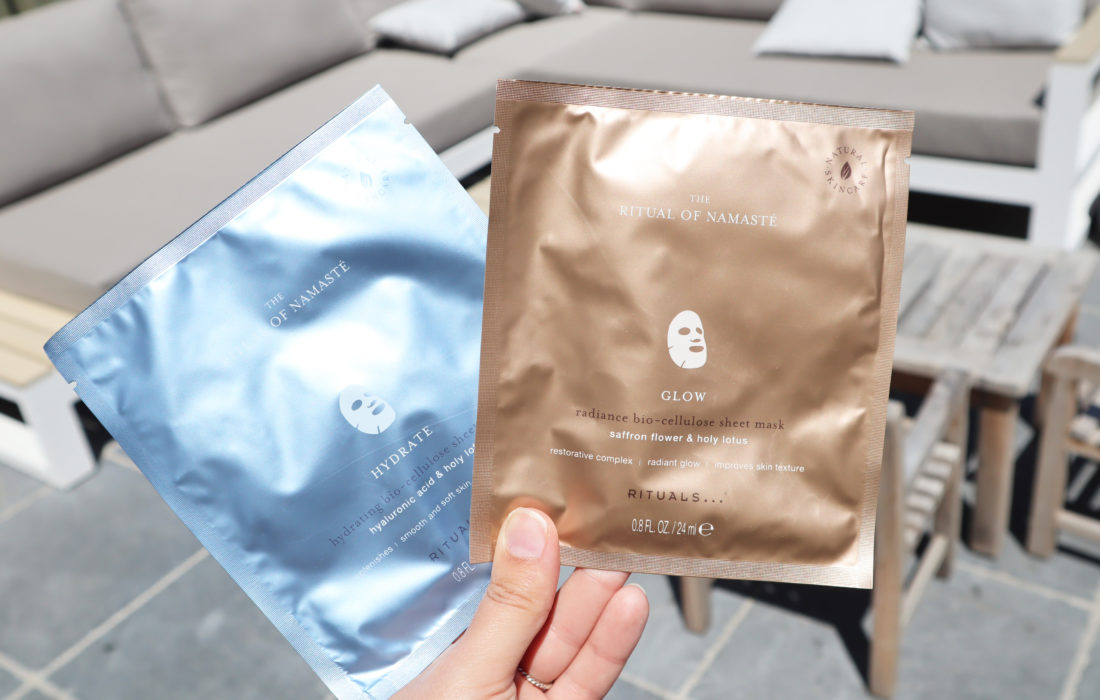 Rituals The Ritual of Namasté sheet masks