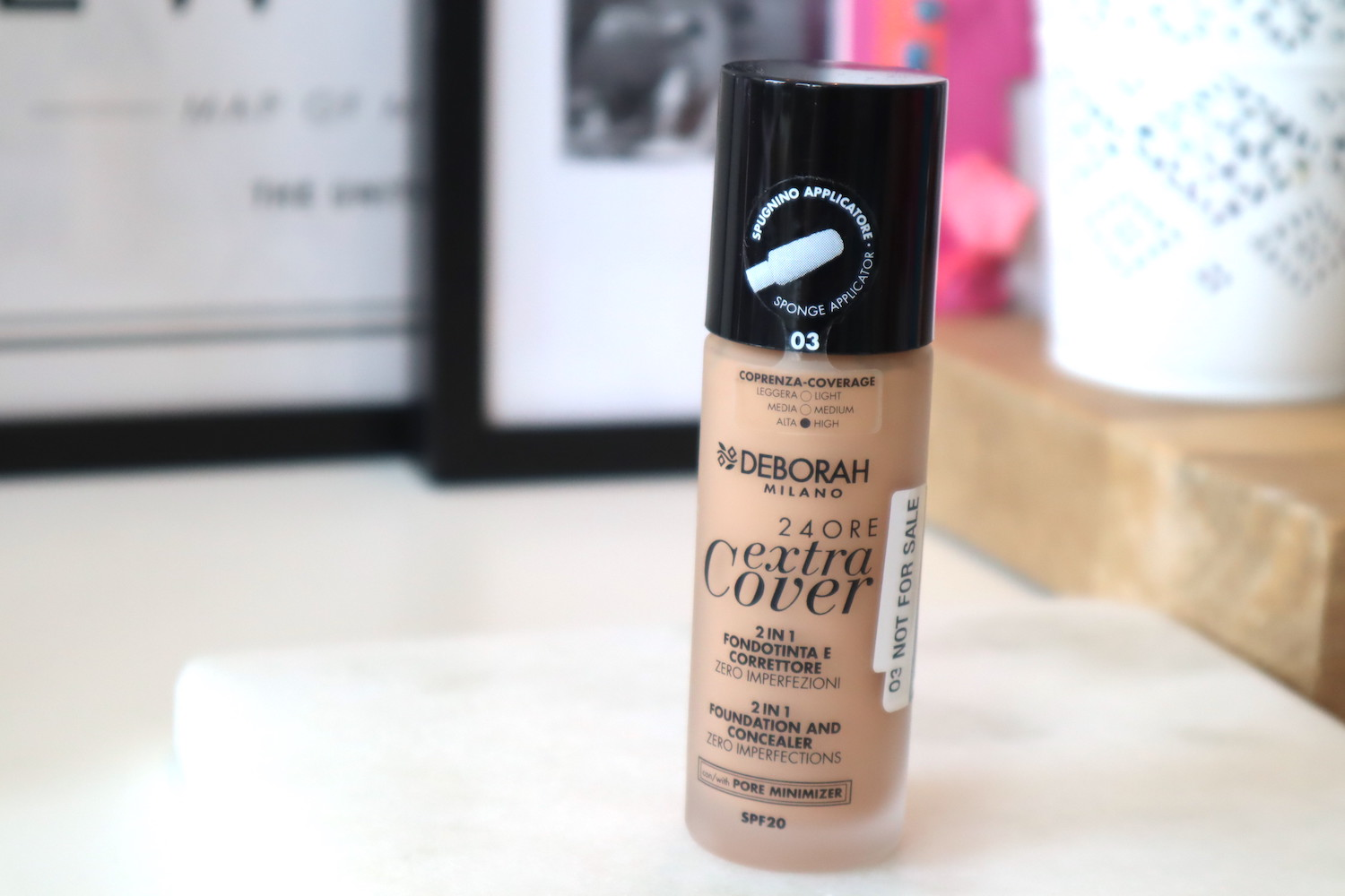24Ore Extra Cover Foundation