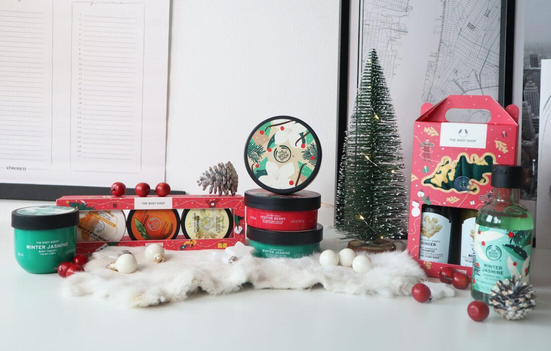 The Body Shop kerstcollectie 202