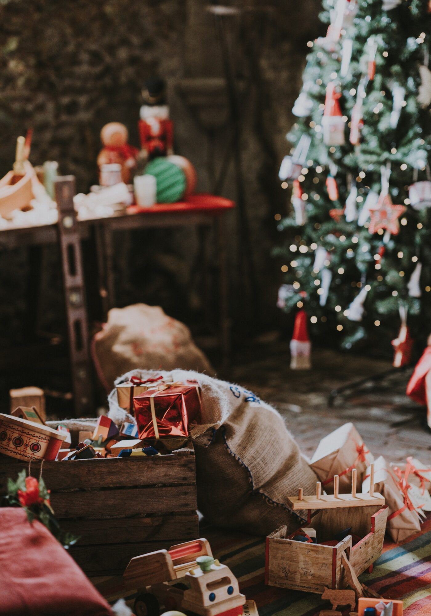 kerst cadeau inspiratie