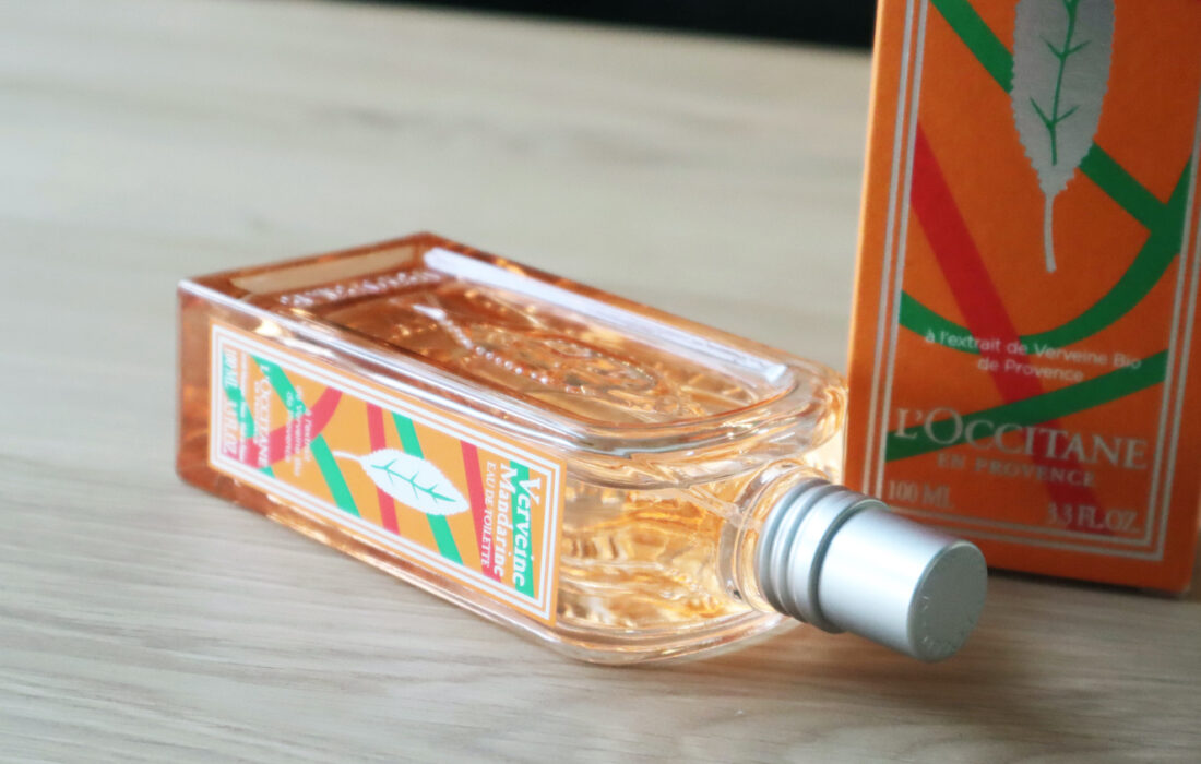 L'Occitane Verveine Mandarine