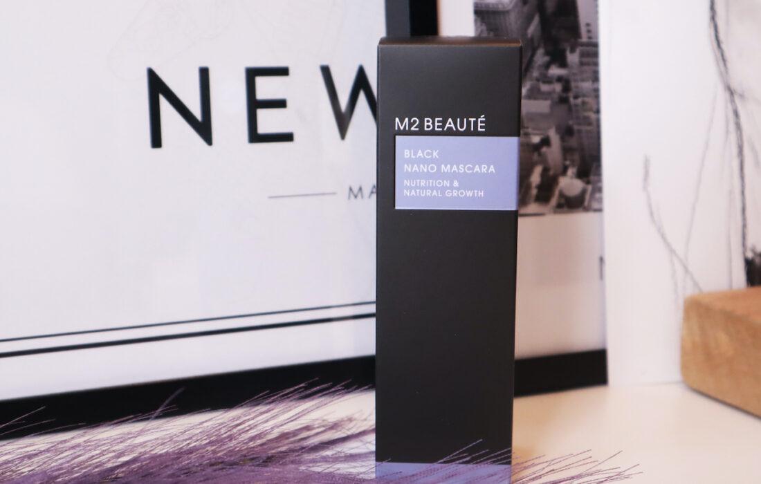 M2 Beauté Black Nano Mascara
