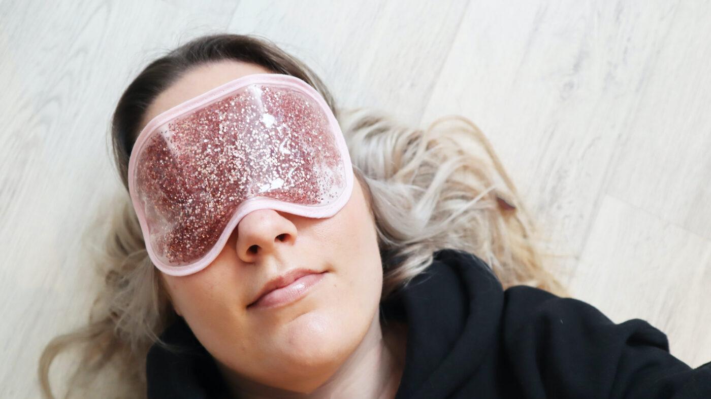 Sunday Rain Dream On Cooling Eye Mask