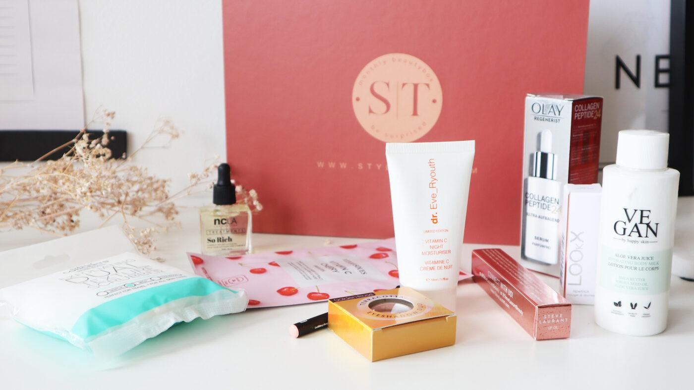 Styletone box maart 2021