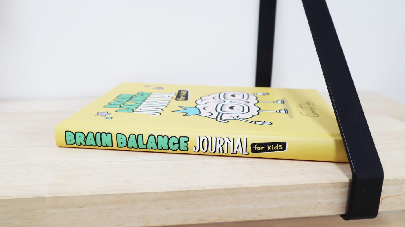 Brain Balance Journal for kids