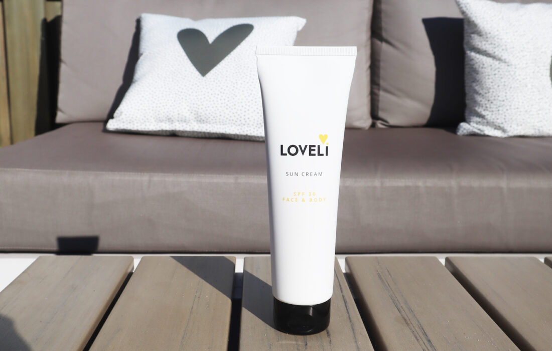 Loveli Sun Cream SPF30 Face & Body