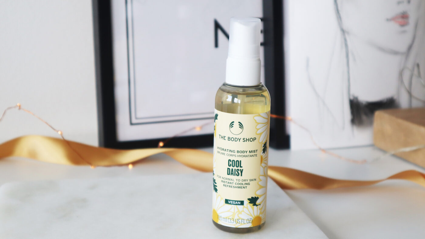 The Body Shop Cool Daisy