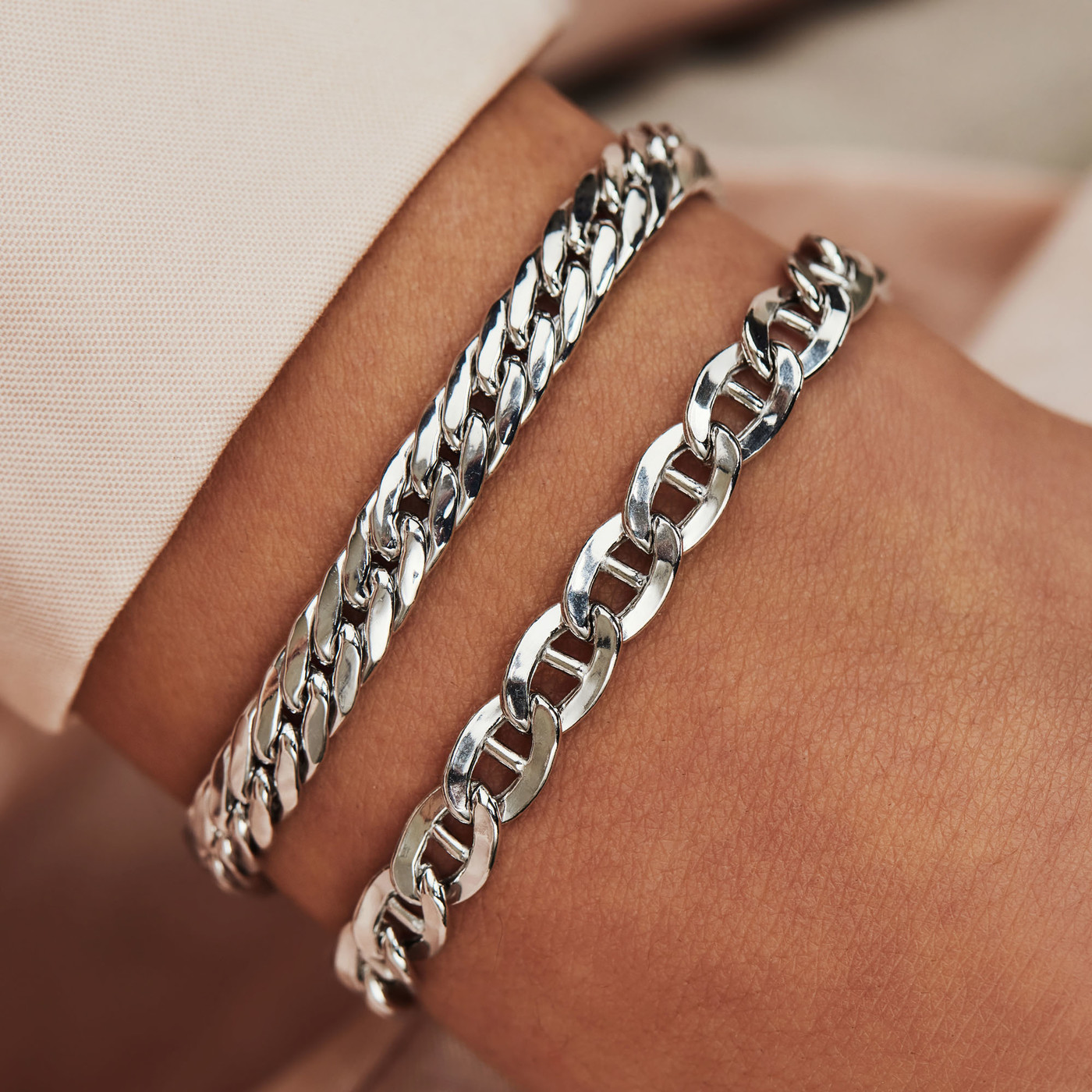 De zilveren sieraden van Selected Jewels