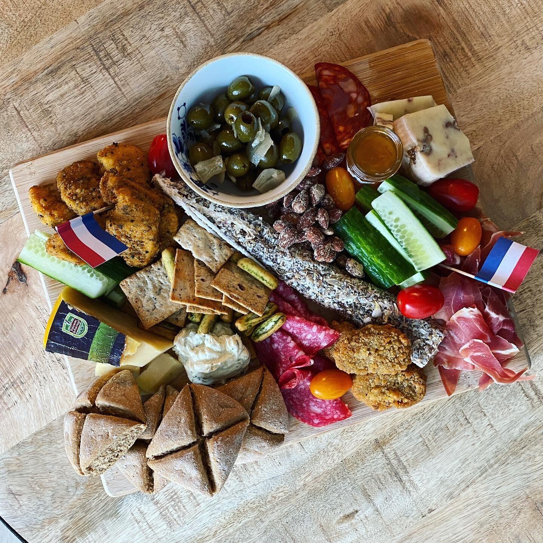 Food & Wood Borrelbox