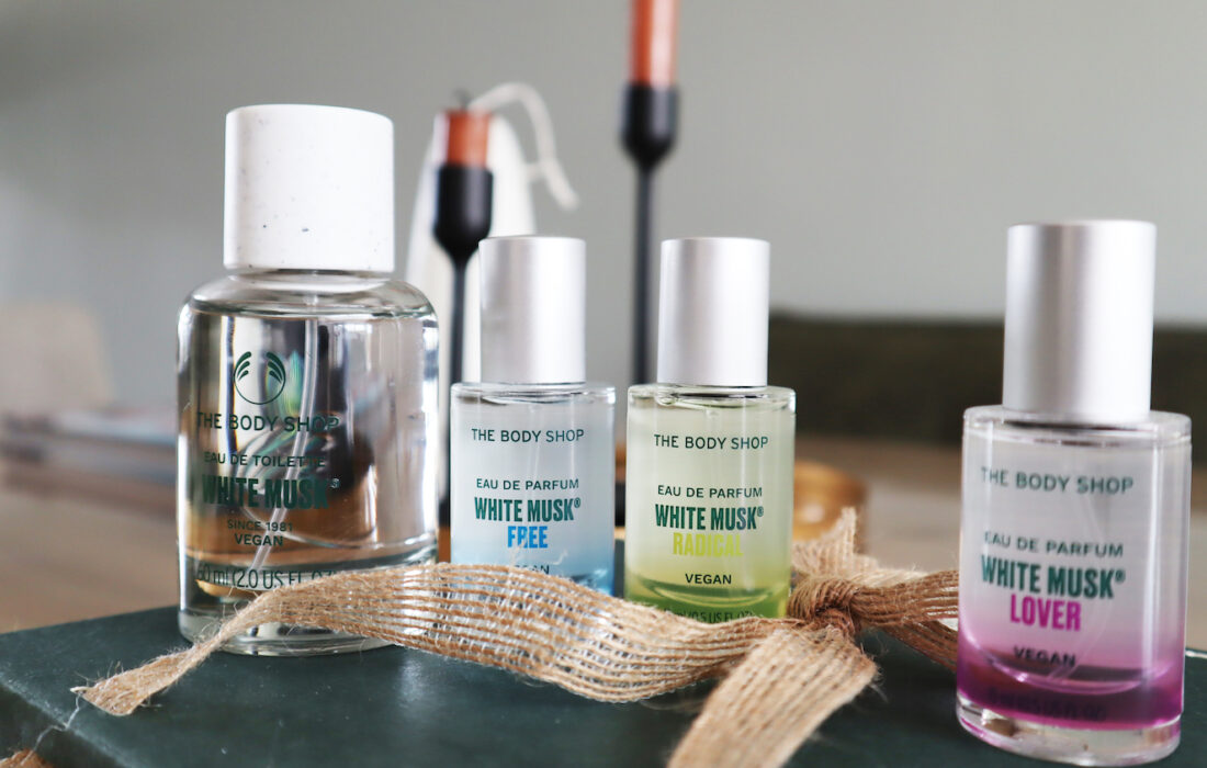 The Body Shop White Musk Elements