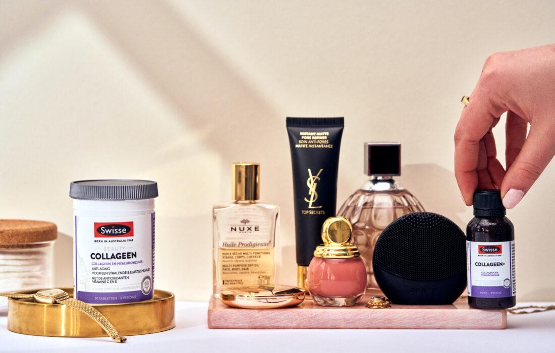 Swisse Beauty Collageen+ shot kuur