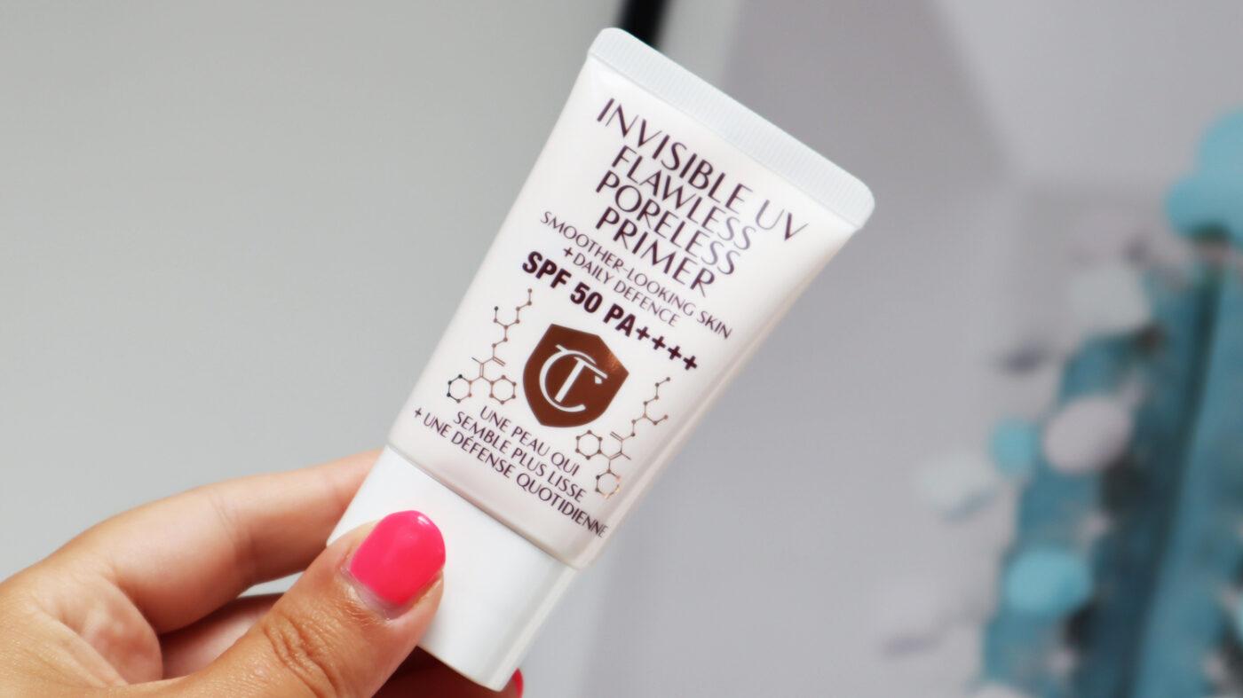 Charlotte Tilbury Invisible UV Flawless Poreless Primer