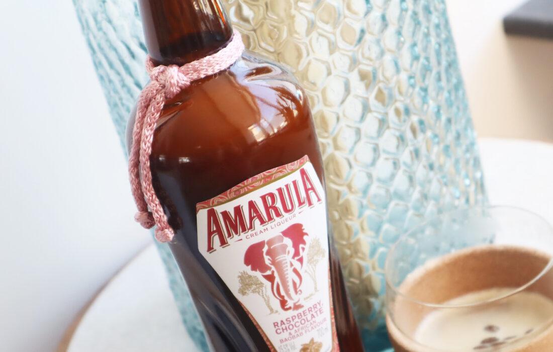 Amarula Raspberry Chocolate Baobab