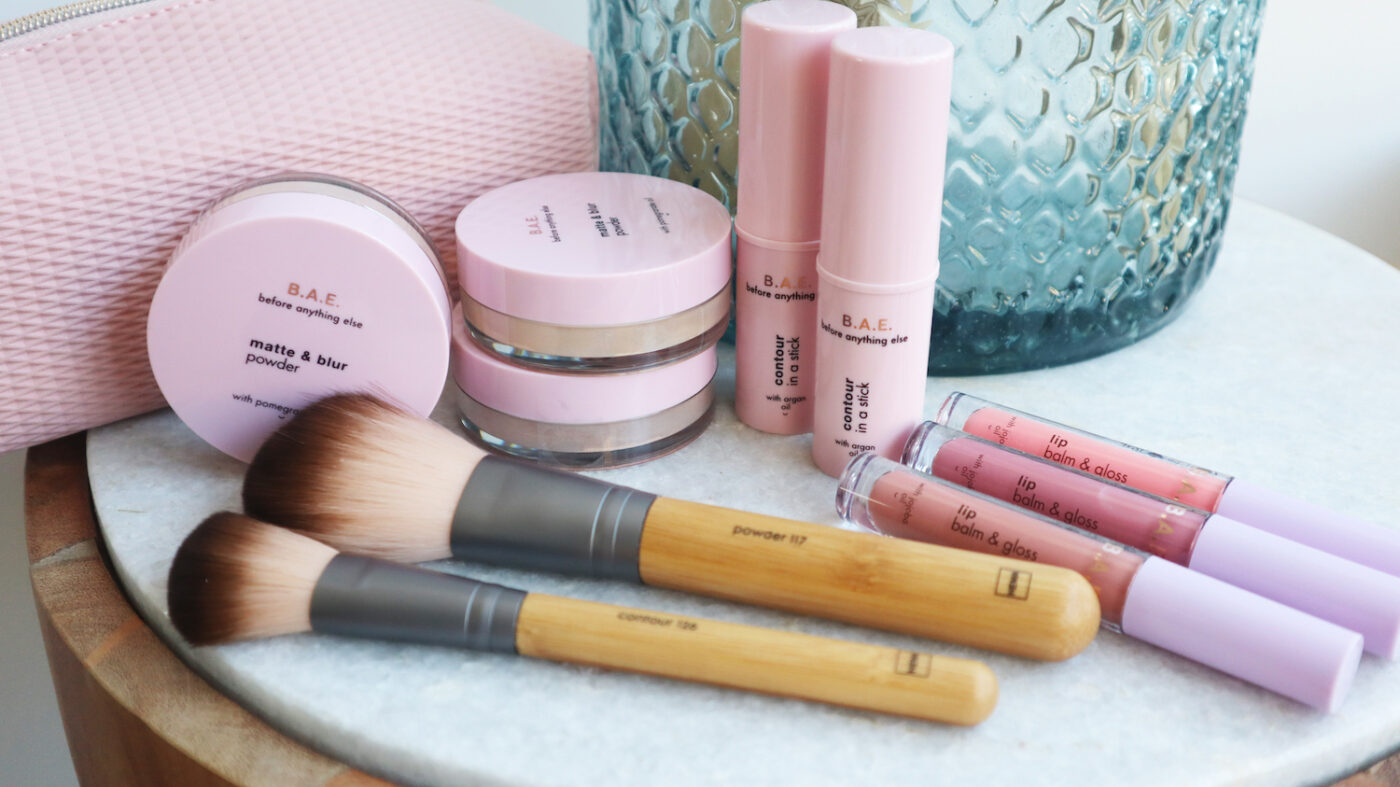 Nieuwe Hema B.A.E. make-up