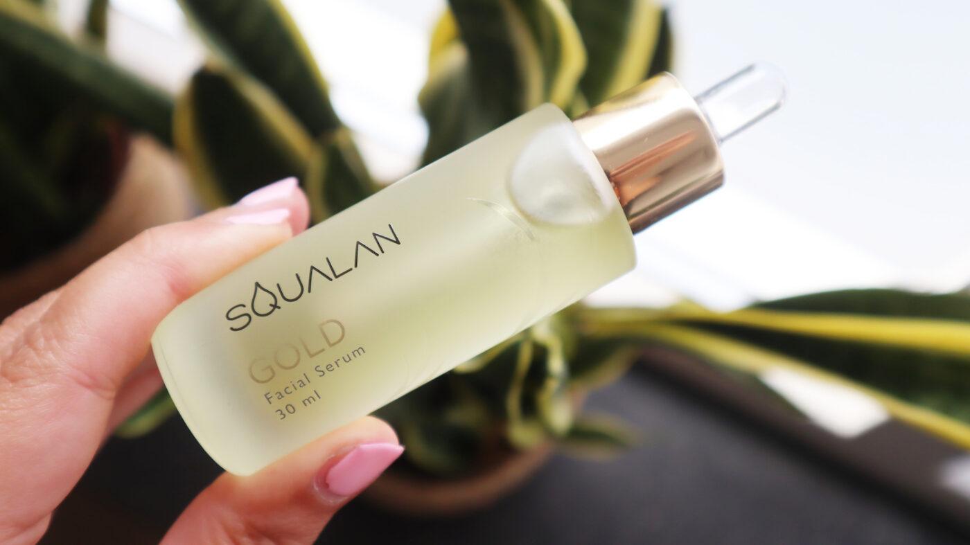 Squalan Gold serum