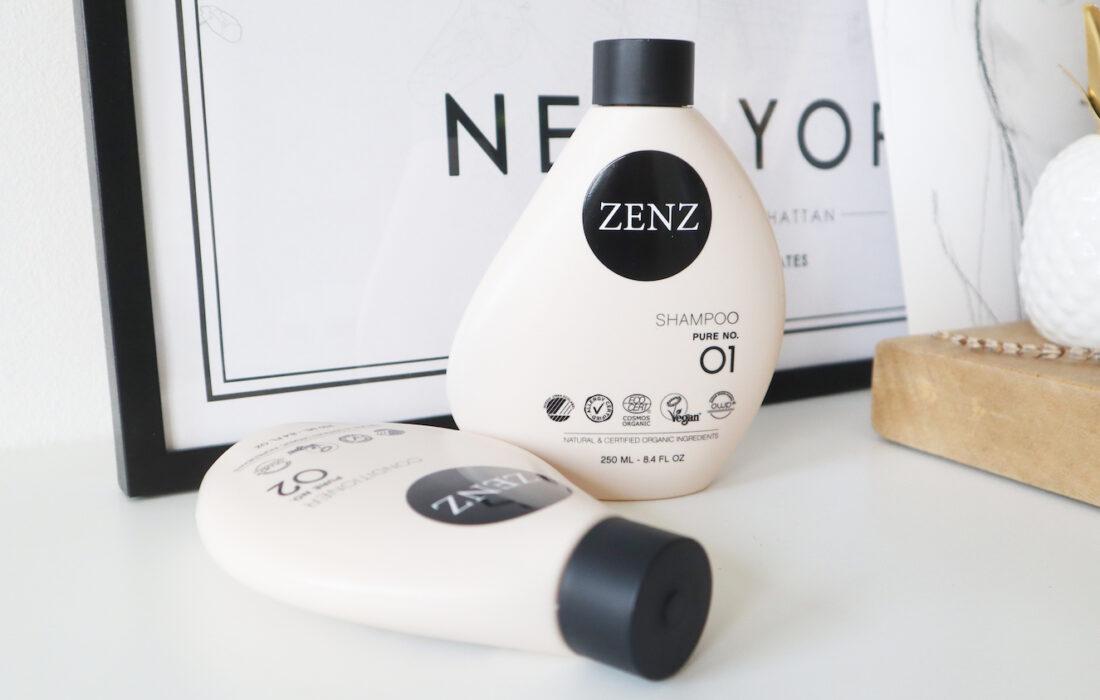 Zenz shampoo conditioner