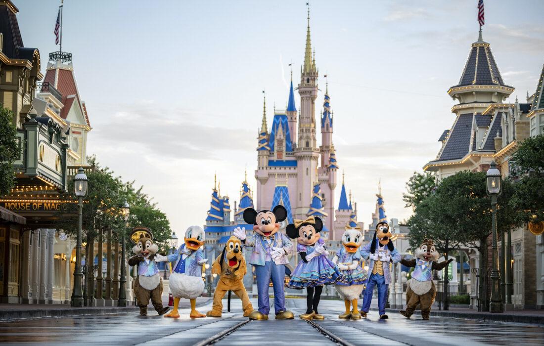 Disney World 50 jaar